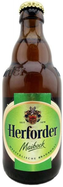 Herforder Maibock Bier Starkbier Hell 330ml