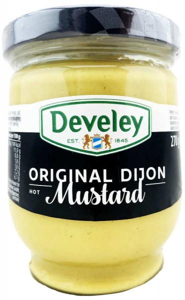 Develey Original Dijon Senf scharf 270g