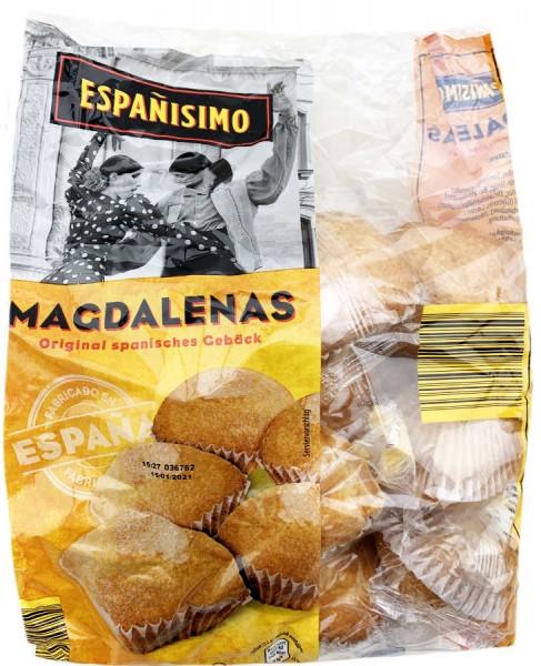 Spanische Magdalenas Muffins 380g
