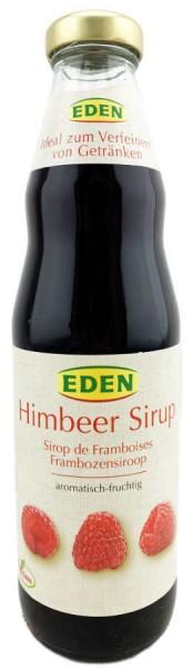 Eden Himbeer Sirup 750ml XL Flasche