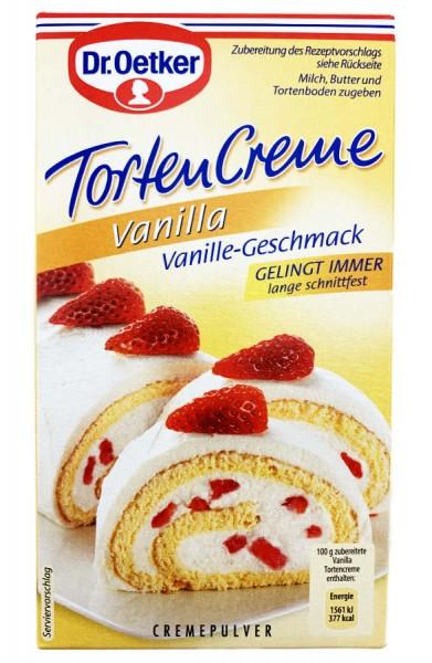Dr. Oetker Tortencreme Vanille 140g
