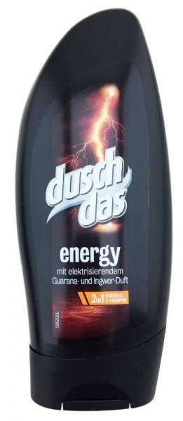 dusch das energy 250ml