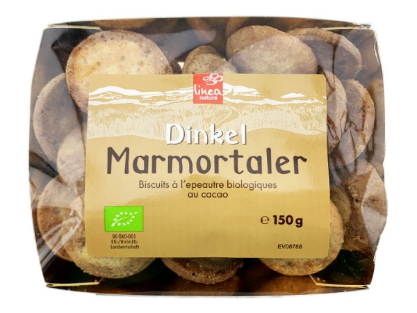 Dinkel Marmortaler 150g