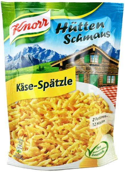 Knorr Hüttenschmaus Käse Spätzle mit Zwiebeln 149g