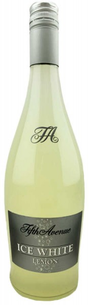 Fifth Avenue Ice White Lemon Cocktail 750ml