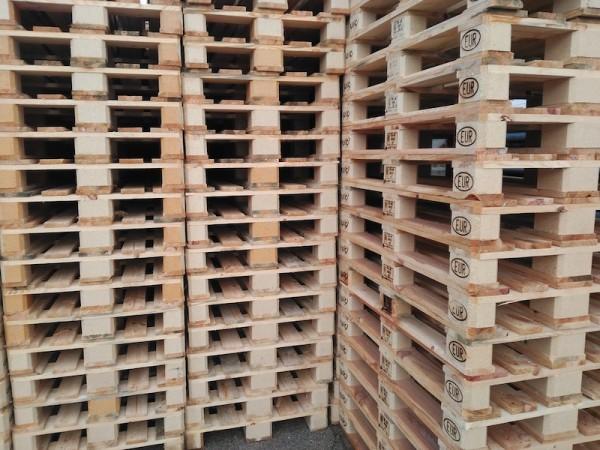 Europalette aus Holz Klasse A Selbstabholung