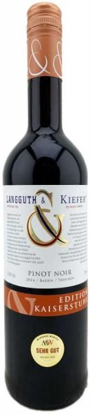 Langguth & Kiefer Pinot Noir Rotwein Trocken 750ml