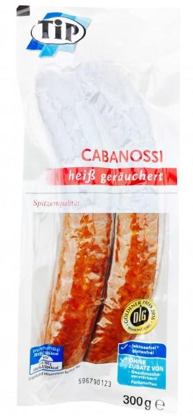 Cabanossi heiß geräuchert 2er 300g