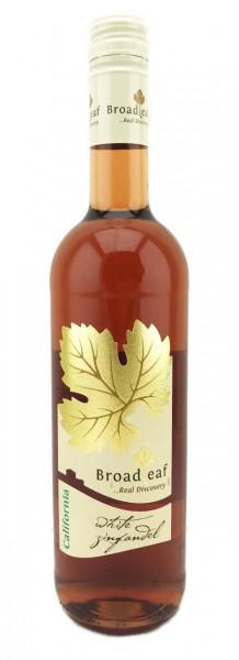 California Broadleaf Zinfandel Rosé Wein 0,75L 6er Karton