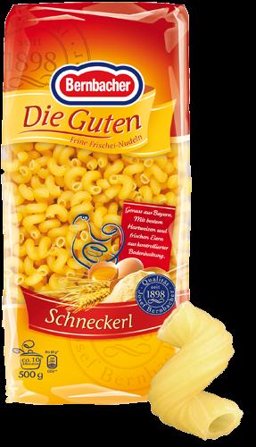 Bernbacher Die Guten Nudeln Schneckerl 500gr