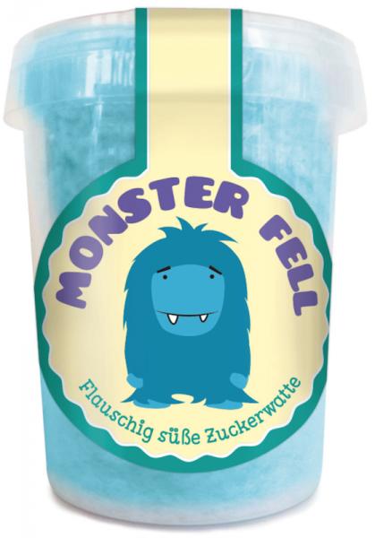 Zuckerwatte mit Waldbeergeschmack Monster Fell 30g