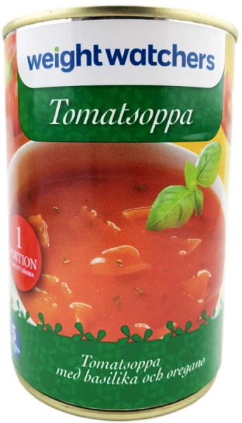 Weight Watchers® Tomatensuppe 400ml