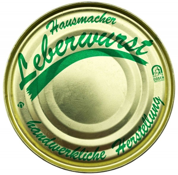 Hausmacher Leberwurst 400g