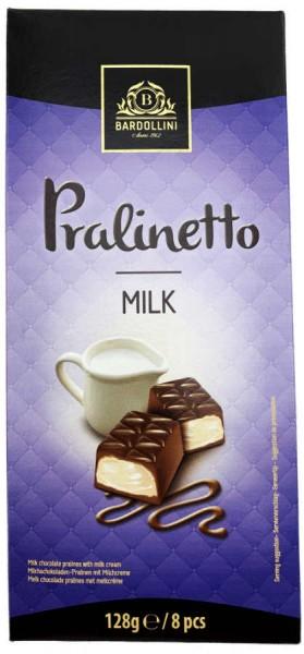 Pralinetto Milch 128g