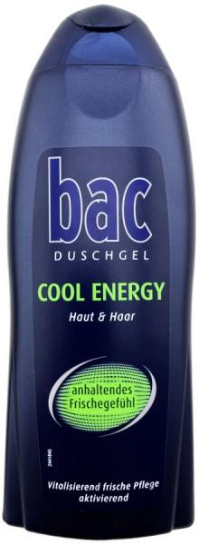 Bac Duschgel Cool Energy 250ml
