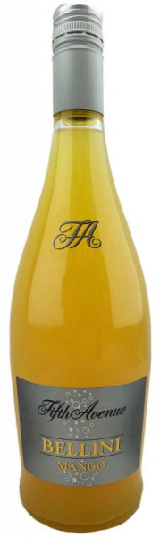 Fifth Avenue Bellini Mango Cocktail 750ml