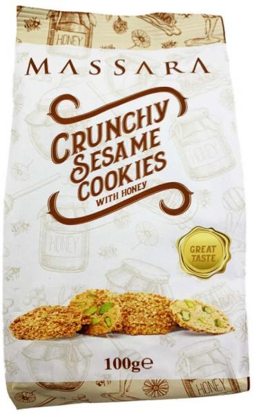 Crunchy Sesame Cookies 100g