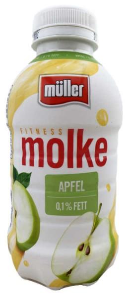Müller Fitness Molke Apfel 436ml