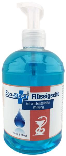 Eco Sept Flüssigseife antibakteriell 500ml