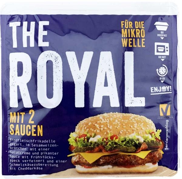 The Royal Rinderfleischburger 225g