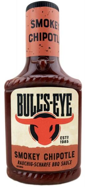 Bulls Eye BBQ Sauce Smokey Chipotle Style Rauchig 300ml