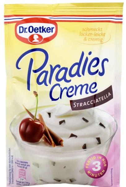 Dr. Oetker® Paradies Creme Stracciatella 66g