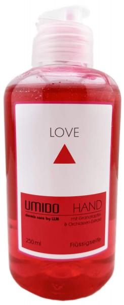 Love Umido Handseife Granatapfel Orchidee 250ml