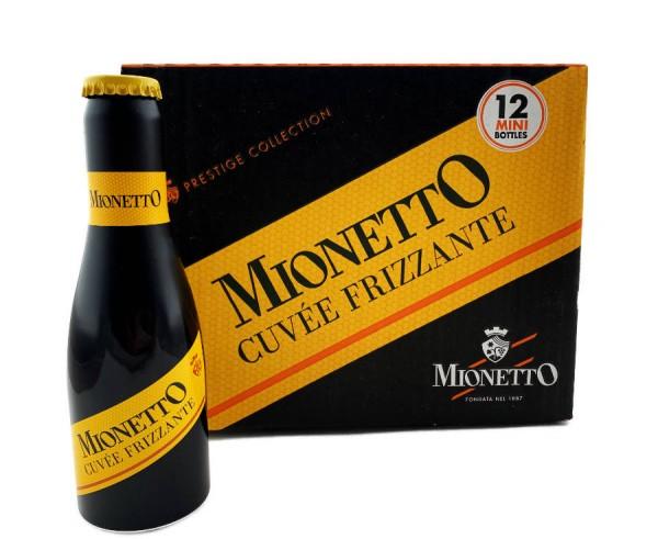 Mionetto Cuvée Frizzante Prosecco 12x200ml Kiste