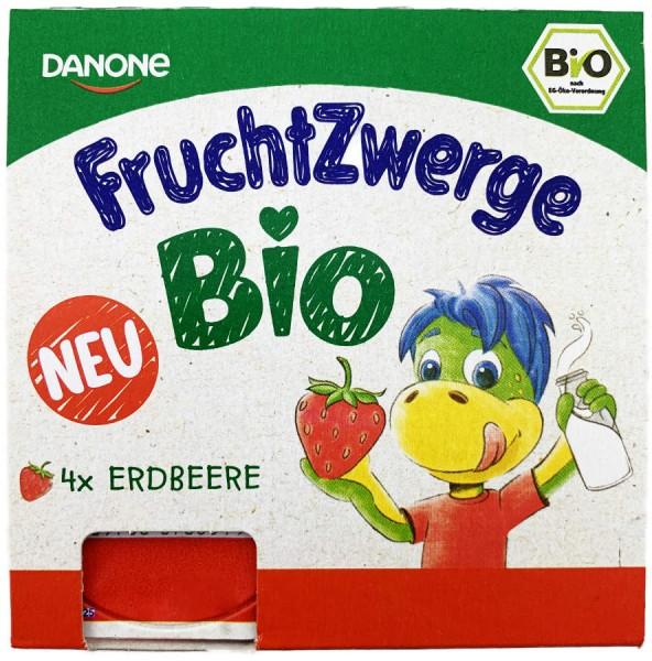 Danone Bio FruchtZwerge Erdbeere 200g