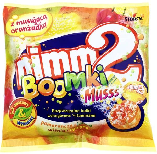 Nimm 2 Boomki Soft Bonbons gemischt 90g