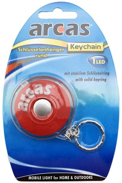 Arcas LED Schlüsselanhänger