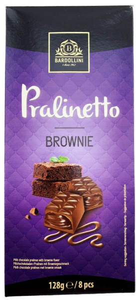 Pralinetto Brownie 128g