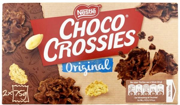 Nestlé Choco Crossies Original 150g
