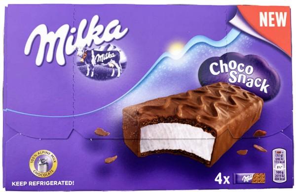 Milka Choco Snack 128g