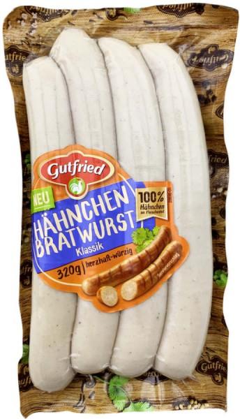 Gutfried Hähnchen Bratwurst 320g