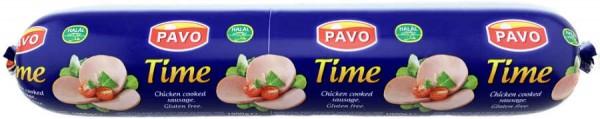 Pavo Hähnchenwurst Glutenfrei Halal 1000g