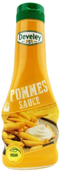 Develey Pommes Sauce vegan 250ml