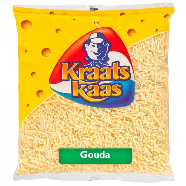 Kraats Kaas geriebener Gouda Käse 1000gr