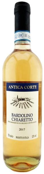 Bardolino Chiaretto 2017 Weißwein aus Italien 750ml