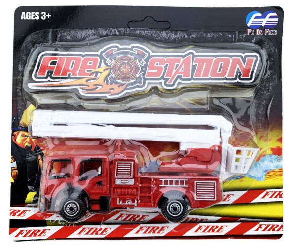 Feuerwehrauto für Kinder