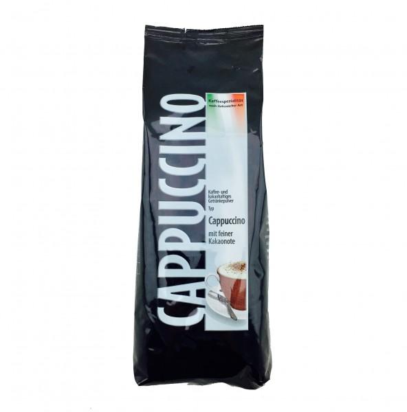 Cappuccino mit feiner Kakaonote 1000gr nach italienischer Art