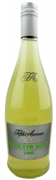 Fifth Avenue Moscow Mule Lime Cocktail 750ml