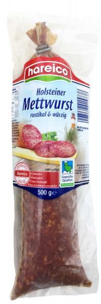 Holsteiner Mettwurst rustikal und würzig 500g