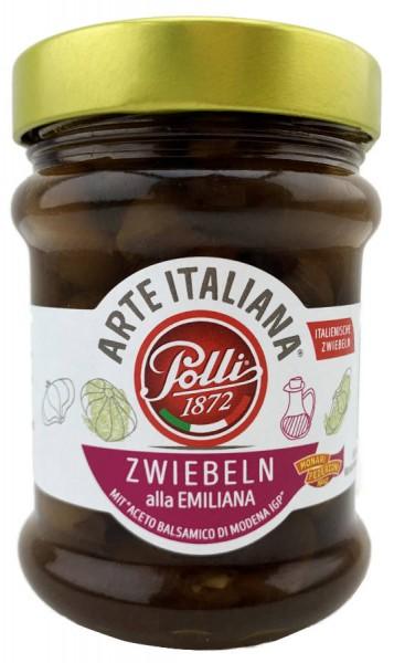 Polli Zwiebeln alla Emiliana 180g