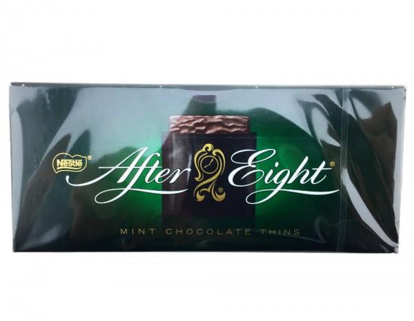 Nestle After Eight feine Minzschokolade gefüllt 200g
