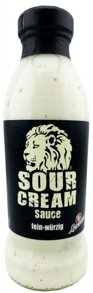 Löwensenf Sour Cream Sauce fein würzig 230ml