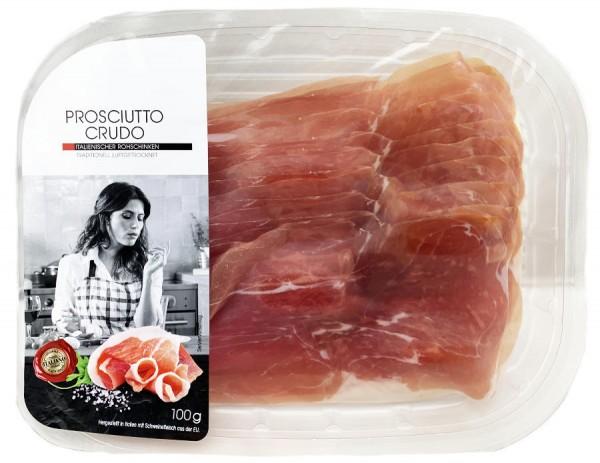 Prosciutto Crudo aus Italien 100g