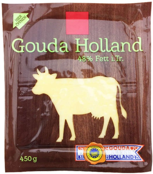 Gouda Keil jung holländisch 450g
