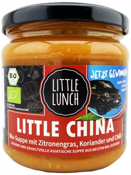 Little Lunch Suppe Little China 350ml