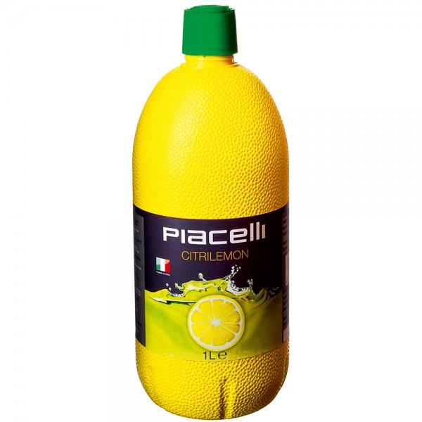 Piacelli Citrilemon Zitronensaft Konzentrat 1L